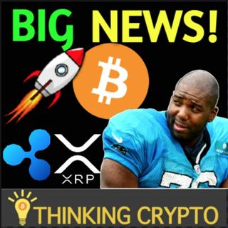 Ripple XRP SEC Initial Hearing Feb 2021 & NFL Player Russell Okung Get's Paid in Bitcoin