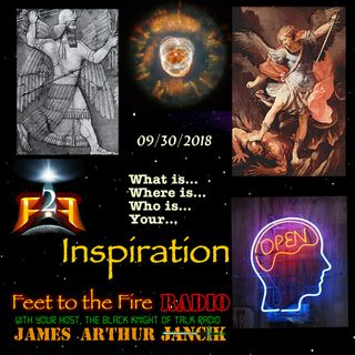 F2F Radio 180930 - Inspiration and It's Sources