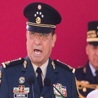 Luis Cresencio Sandoval refrenda lealtad de fuerzas armadas