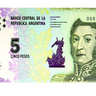 Episodio 27 - Santiago Solis Billetes De 5 Pesos Tienen Validez Y Los Negocios Deben Aceptarlo Hasta el 31 De Enero #Argentina