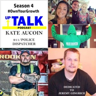 UpTalk Podcast S4E6: Kate Aucoin