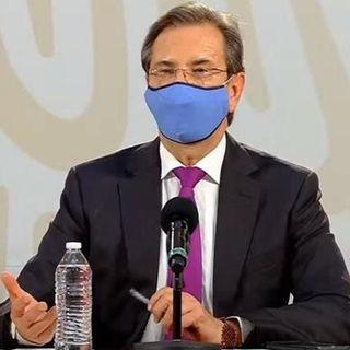 La SEP, encargada de los contenidos y la TV de la transmisión, aclara Esteban Moctezuma