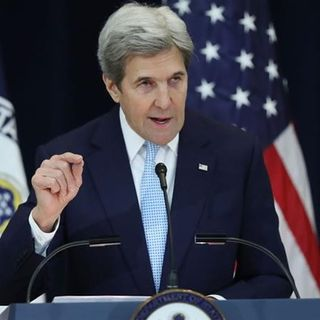 John Kerry Man of Peace