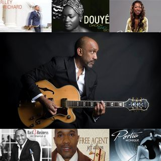 Smooth-Jazz Zone Mix (feat. Tim Bowman)❤️☮ Genuine Music (On iHeartRadio Podcast)