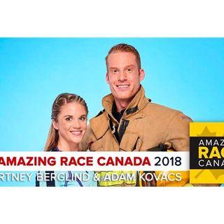 The Amazing Race Canada 2018 | Season 6 Winners Courtney Berglind & Adam Kovacs