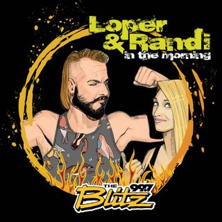 2-17-20 Loper & Randi - American Airlines Drama, Loper Skis Mad River, XFL Week 2, MawMaw Monday, Love Is Blind, Ozzy Tattoo