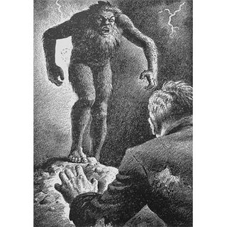 Bunny Man, Ape Men, and the Mysterious Disappearance of Percy Fawcett