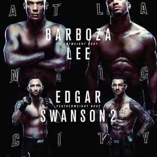 411 Ground and Pound Radio Show: UFC Fight Night 128 Review