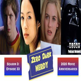 S3E33: 2020 Movie Anniversaries