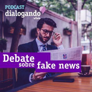 #001 - Podcast Dialogando - Fake News