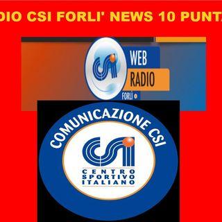 Radio CSI Forli' News 10 Puntata