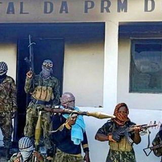 Africa's jihadi's on the move, fast