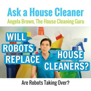 Will Robots Replace House Cleaners?