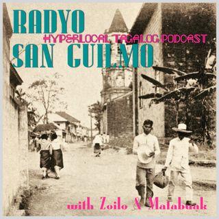Radyo San Guilmo Ep 9 - Kaingin Organic