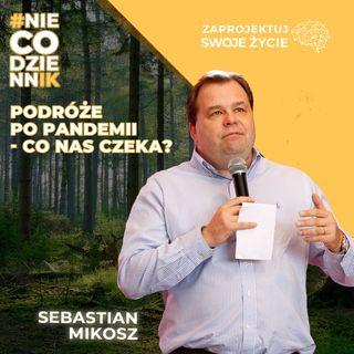#NIECODZIENNIK-przyszłość podróży i lotnictwa-Sebastian Mikosz