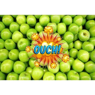 Green Apples (Popyourassbackship)