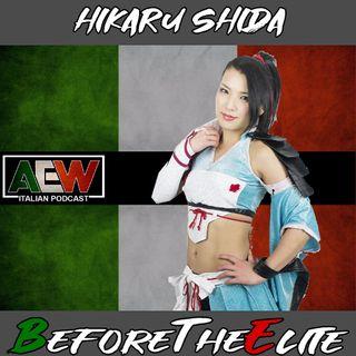 Hikaru Shida - Before The Elite Ep 06