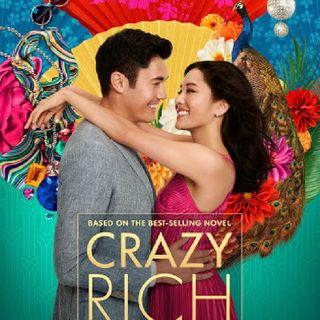 Risueña Crazy Rich Asians