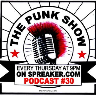 The Punk Show #30 - 09/12/2019