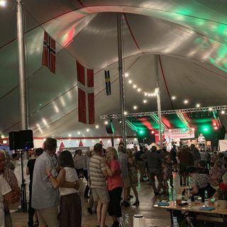 Episode 10 - Første jubilæum og årets harmonikatræf og festivaler