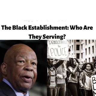 The Black Establishment: Who Are They Serving?