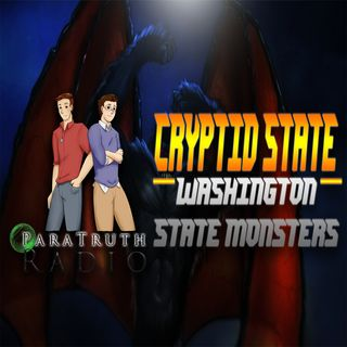Cryptid State: Washington State Monsters