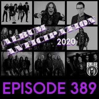 Album Anticipation 2020 - Ep389
