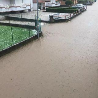 Nubifragio: allagamenti e disagi da Piovene a Vicenza. Anche Verona sott'acqua
