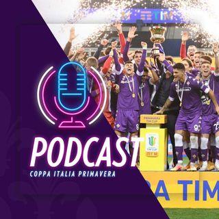 Giovanili - Terza Coppa Italia Primavera di fila - L'audio della vittoria e i commenti