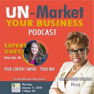 Your Content Empire - Your Way