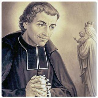 07-  Insieme con San Montfort e il suo Trattato a Maria