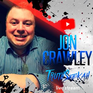 Psychic Medium Jon Crawley and TruthSeekah