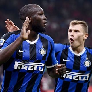 Inter dominate the Derby