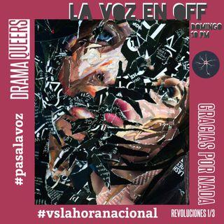 La Voz en Off 18 ft. Drama Queers