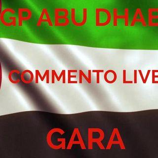 F1 | GP Abu Dhabi 2019 - Commento Live Gara