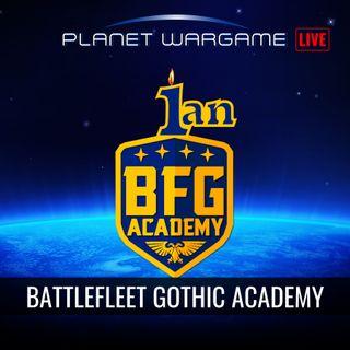 La Battlefleet Gothic academy