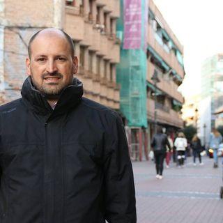 Entrevista a Roberto Benítez, presidente de Impulsa Getafe