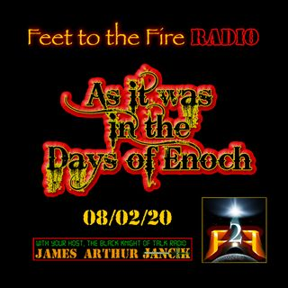 F2F Radio: As In The Days Of Enoch
