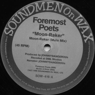 Foremost Poets - Moon-Raker (Main Mix)