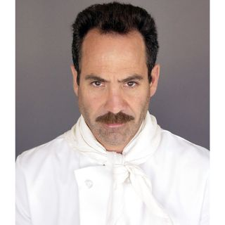 Seinfeld's Soup Nazi, Larry Thomas! 2 of 2