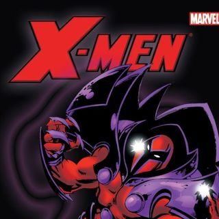 Source Material #239: X-Men The Complete Onslaught Epic Volume 1 (Marvel, 1996)