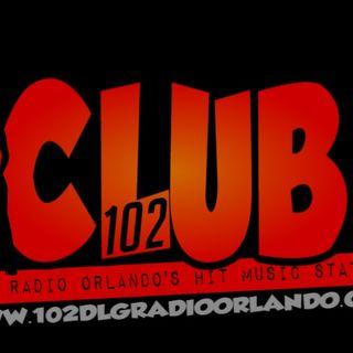 CLUB 102 LIVE 5/25/18