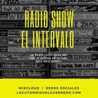 Radio Show 80´s, 90´s 2000´s 10 sep 2019