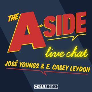 The A-Side Live Chat: UFC 248 preview, Israel Adesanya vs. Yoel Romero, Dustin Poirier vs. Dan Hooker, UFC's Plans For Coronavirus, more