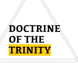 Doctrine of the Trinity - Elder Peng Hoe