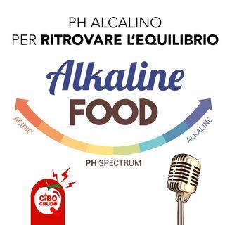 Ph Alcalino per ritrovare l'equilibrio