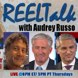 REELTalk: Dr. David Samadi, Filmmaker Pierre Rehov in Israel and Lawyer for GAO Christopher Horner