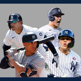 MLB: YANKEES barren a los MIAMI MARLINS y huelen los PLAYOFFS