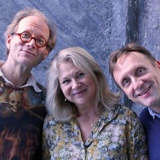 Johan Hakelius, Helena von Zweigbergk och Göran Everdahl