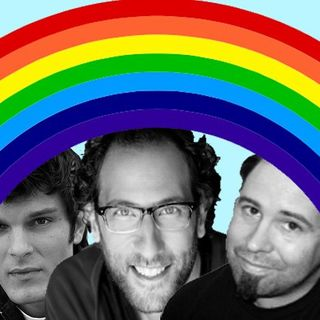 56a: Gayest Podcast Ever (Justin Martindale, Shawn Halpin)